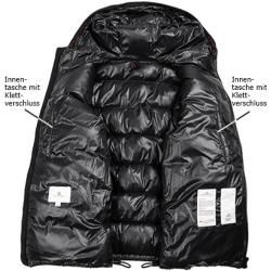 Photo of Down jackets with hood for men