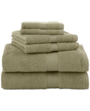 Martex Ringspun Cotton 6 Pc Towel Set Reviews Bath Towels