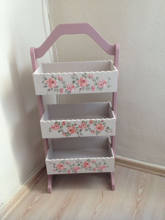 Hacer estantes con cajas de frutas ideas para el hogar - Cajones de madera para frutas ...