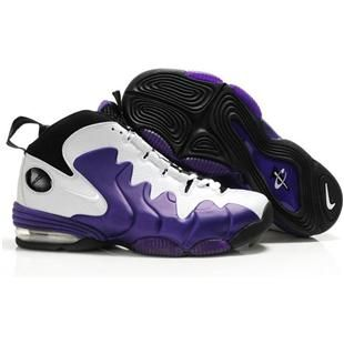 32993b17c50c Nike Air Penny Retro Purple White Black Sport