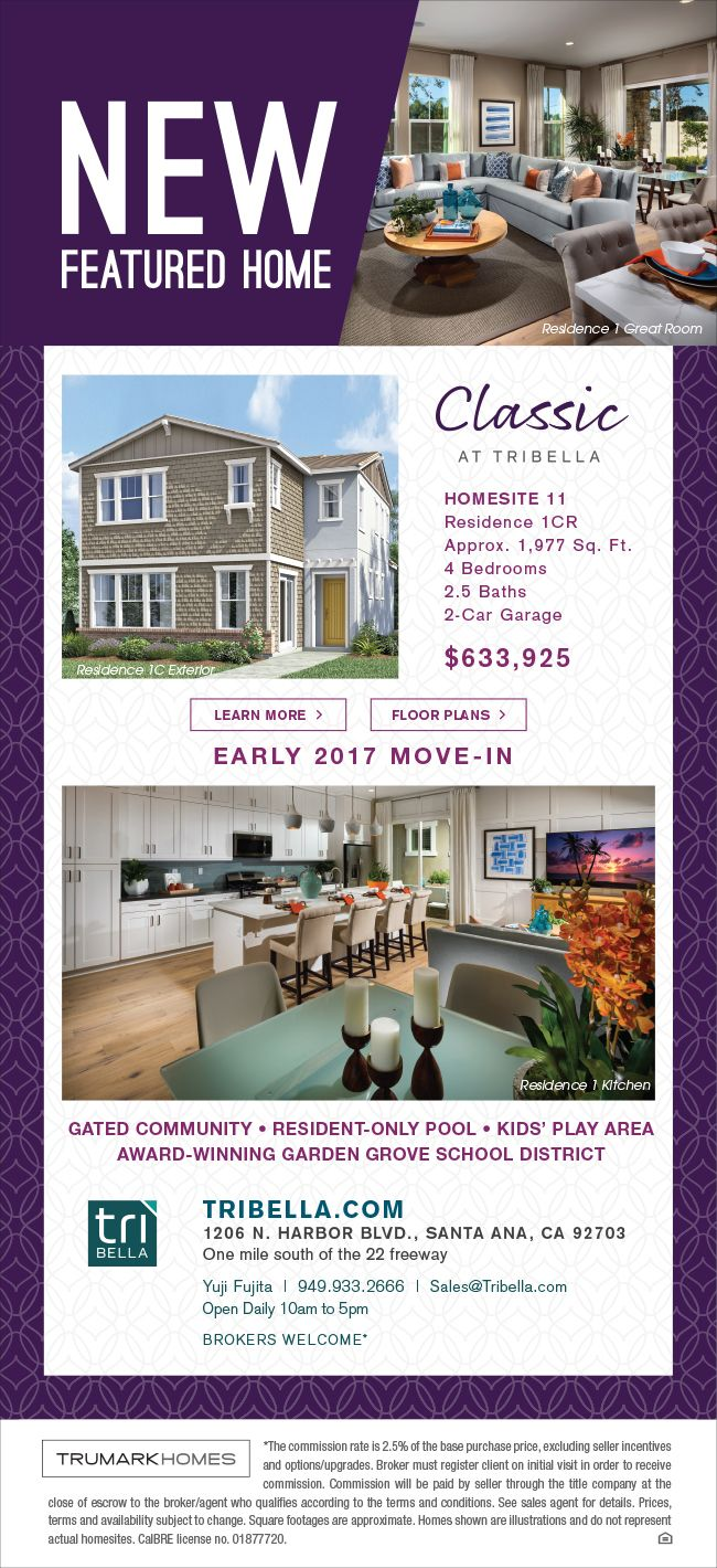 new homes for sale in santa ana california early 2017 move in home at - New Homes Garden Grove