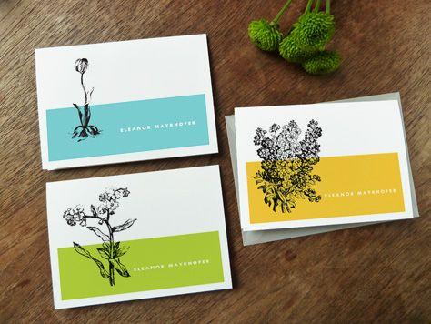note card designs