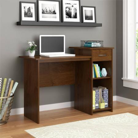 Mainstays Student Desk Multiple Finishes Furniture Home Office Furniture Best Home Office Desk