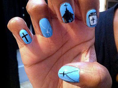 Christian Nail Art - Christian Nail Art Makeup & Nails Pinterest Fingernail