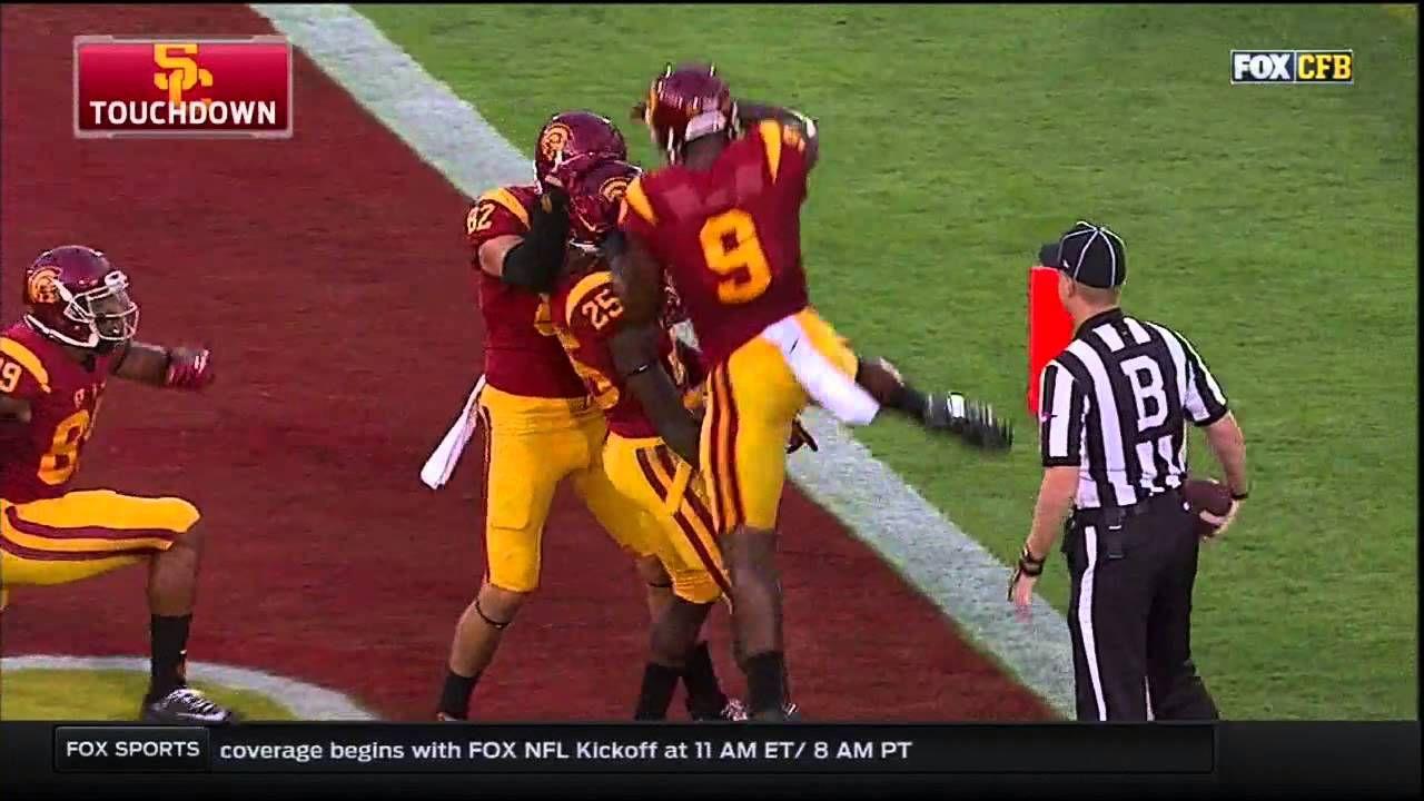 USC 42, Utah 24 - Highlights (10/24/15)