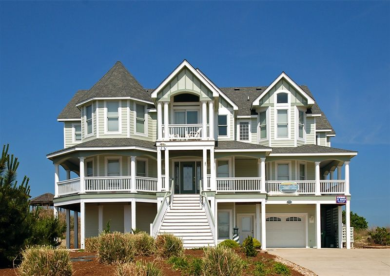 Twiddy Outer Banks Vacation Home - Alexandria - Corolla - Oceanfront - 7 Bedrooms
