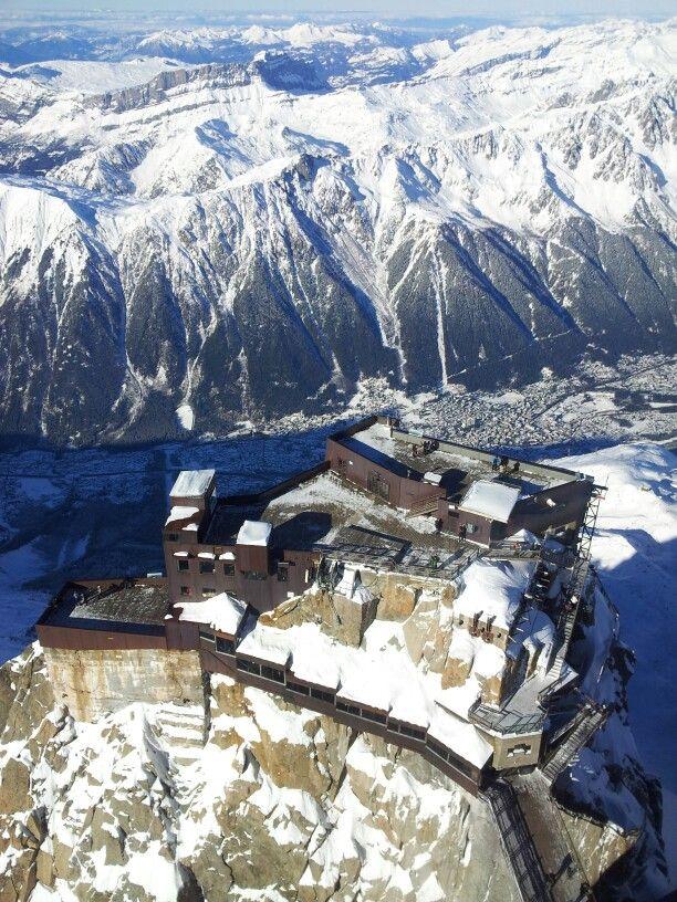 Aguile Di Midi, Mont Blanc