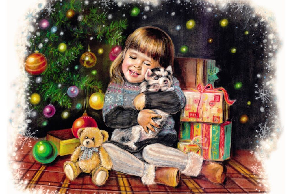 славу новый год подарки детям открытки некоторых кулинарных