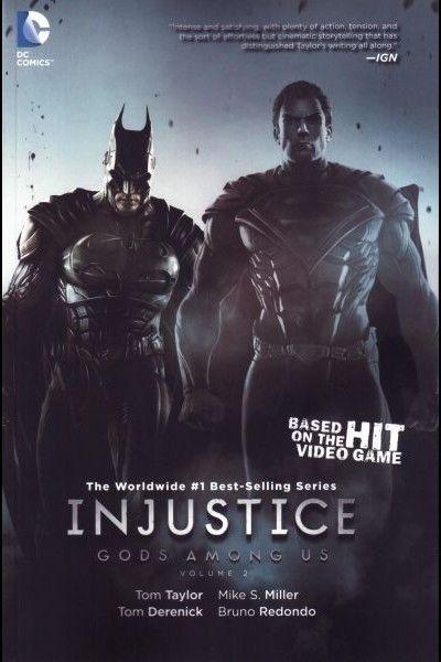 Injustice Gods Among Us Volume 2