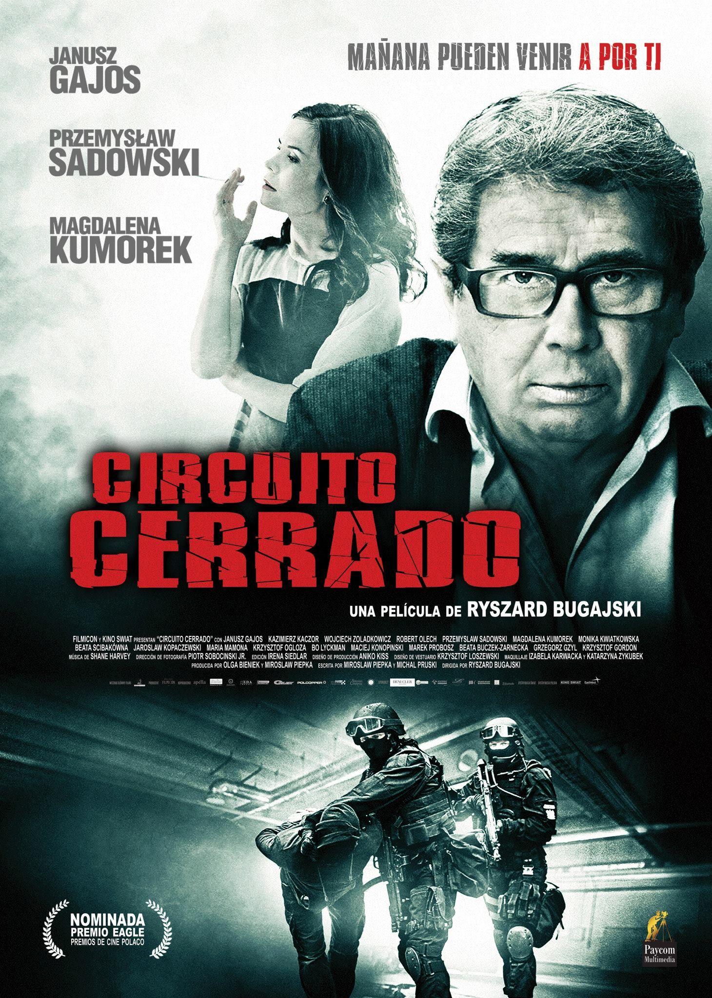 2013 - Circuito Cerrado - Uklad zamkniety - tt2807624