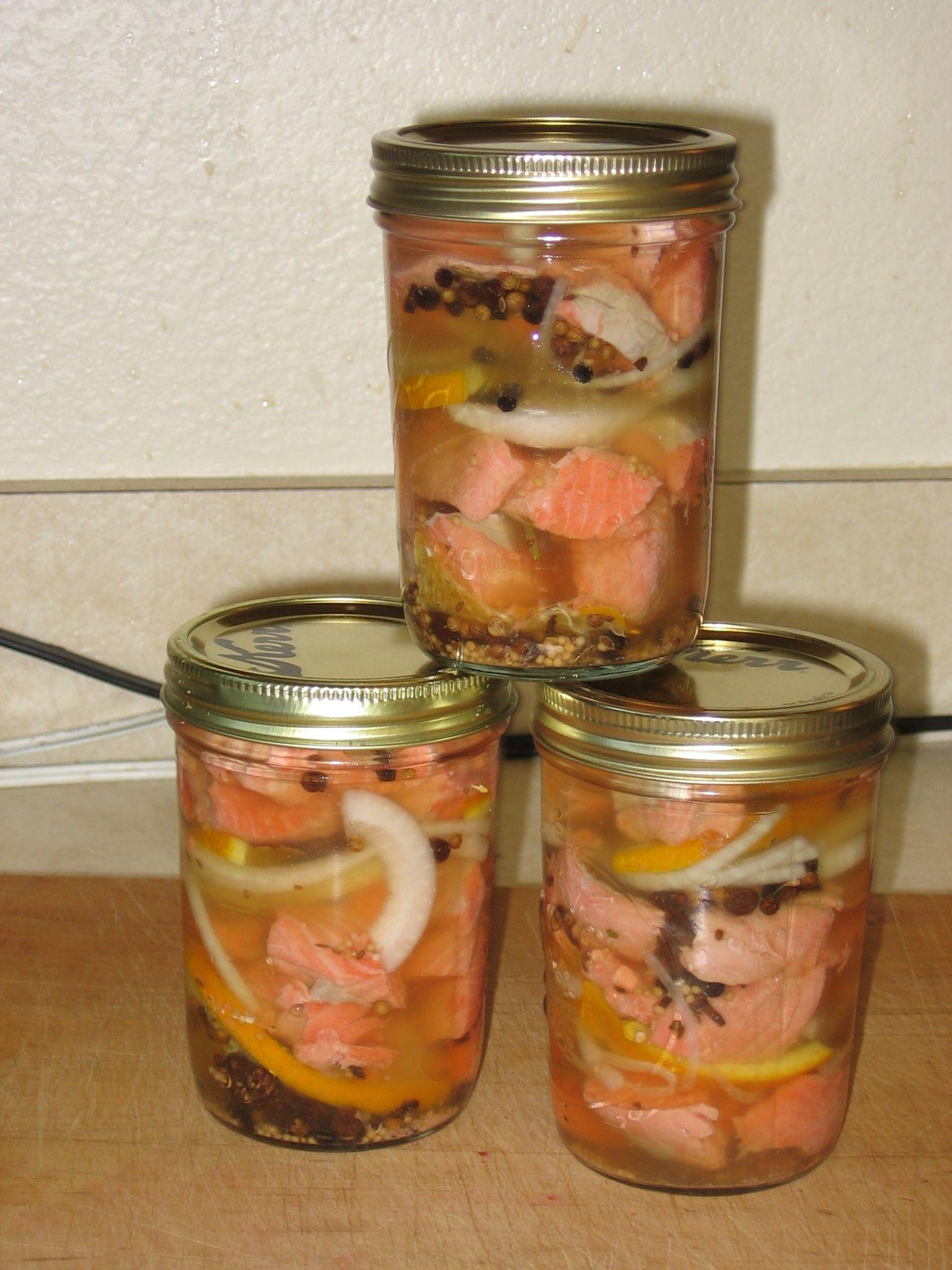 Pickled salmon recipe serving ideas recipe salmon