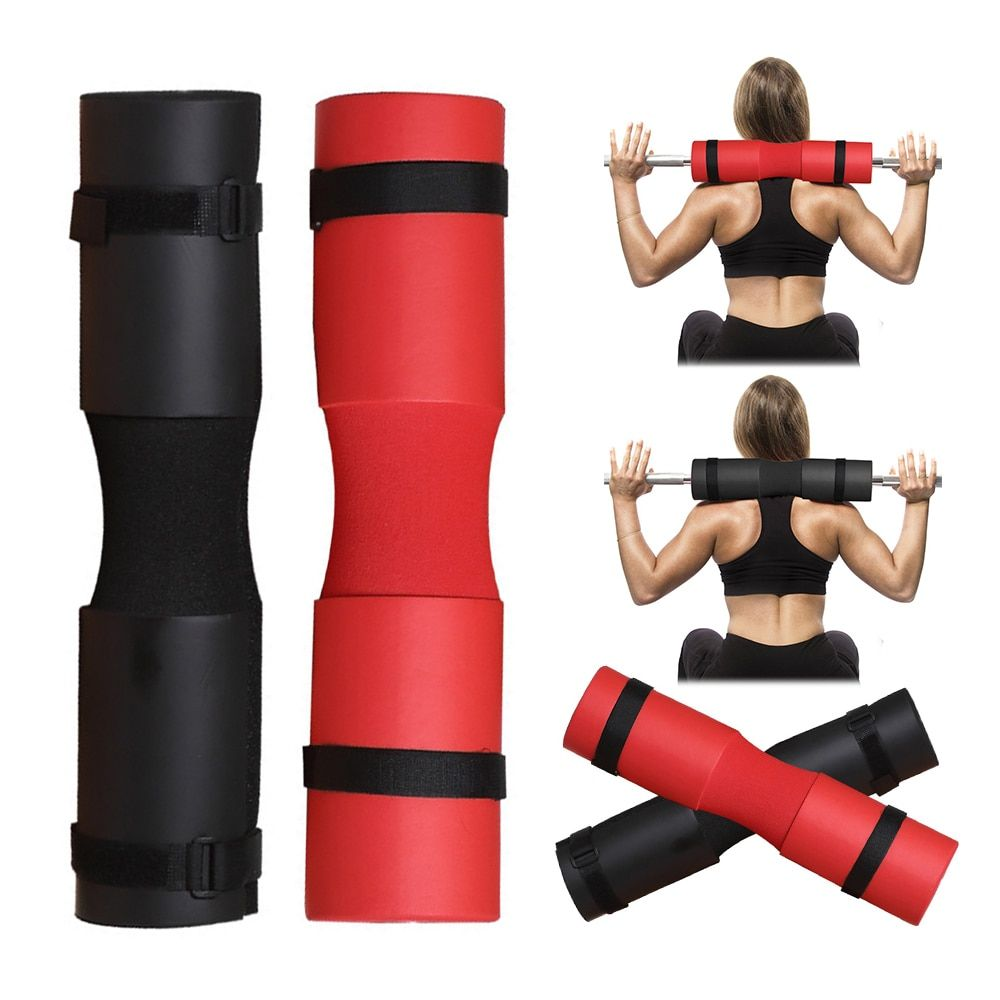 Weight Lifting Foam Barbell Squat Pad for Shoulder Neck /& Back Support Olympic
