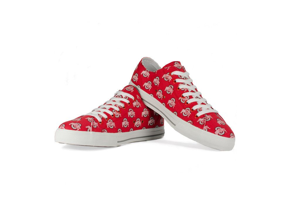 Find Ohio State University Row One customized shoes here. All Row One Brand Ohio State University shoes are available in a variety of sizes.