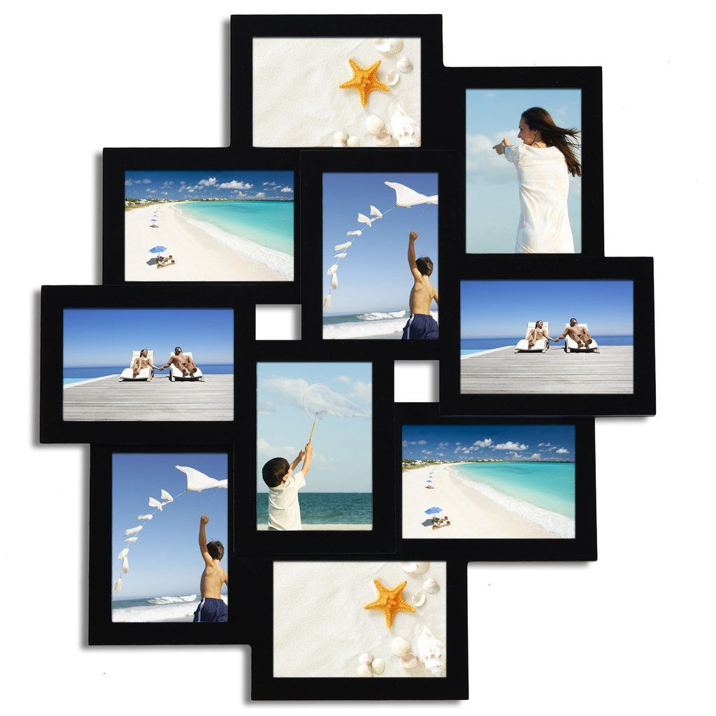 10-Opening Collage Picture Frame | Picture Frames | Pinterest ...