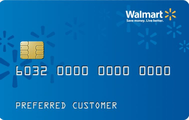 Walmart credit card application online credit card glob