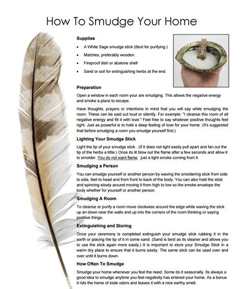 How To Smudge Your Home Sage Smudging Smudging Smudge Sticks