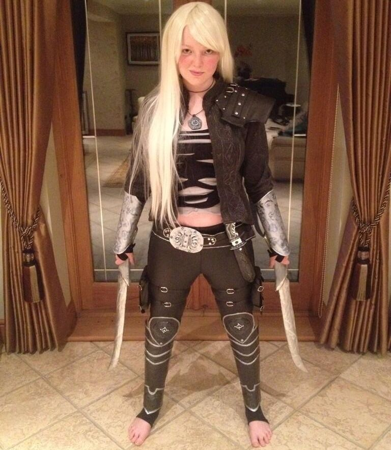 Throne of glass cosplay