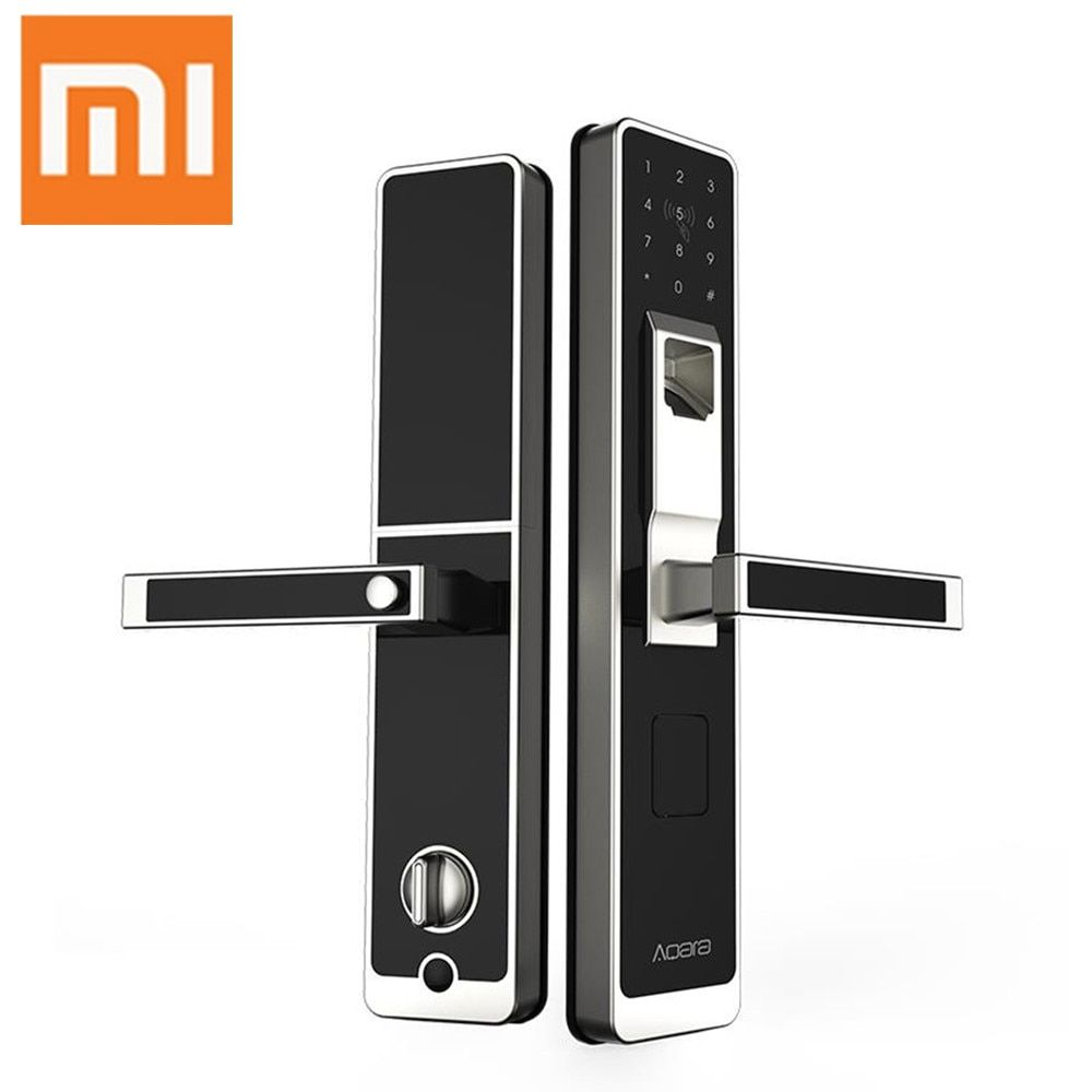 Genuine Aqara Smart Lock Mi Door Touch Electronic Lock Live