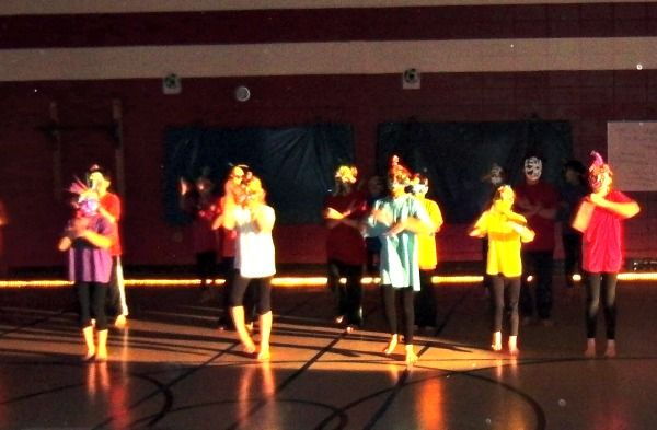 Brookdale Learns About Modern Dance
