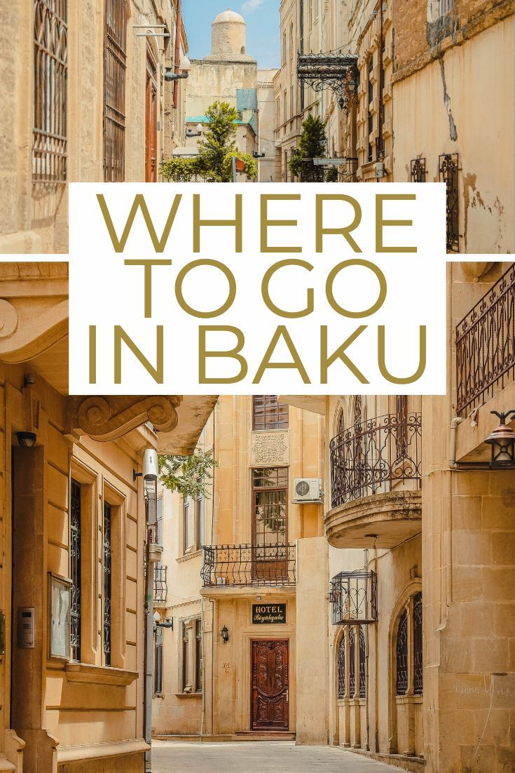 Wondering what to do in Baku? Here are all the best places to visit in Baku, Azerbaijan, and the top things to do in Baku to add to your Baku itinerary.