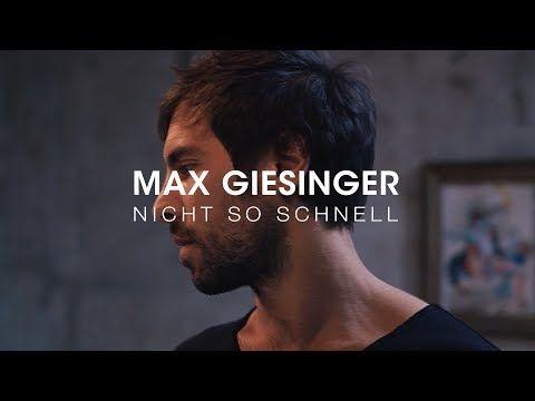 Andrea Berg Diese Nacht Ist Jede Sünde Wert Max Giesinger Nicht So Schnell Offizielles Video Youtube Schone Musik Max Giesinger Und Lieder