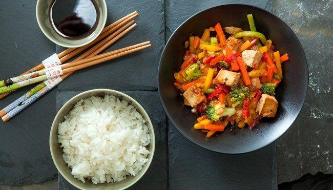 Tofuwokki - K-ruoka