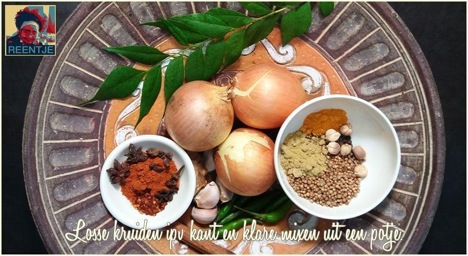 Indiase Runderstoof (Kerala street-food stijl) (slow-cooker) – Tante Reentje&#…
