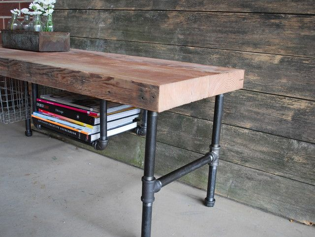 Captivating Urban Wood Goods   Eclectic   Side Tables And Accent Tables   UrbanWood  Goods
