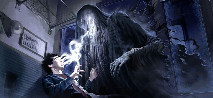 Harry Potter Dementors Scene