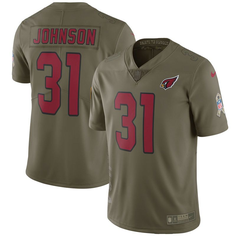 Youth Arizona Cardinals 11 Fitzgerald Nike Olive Salute To Service Limited  NFL Jerseys  67d47868e