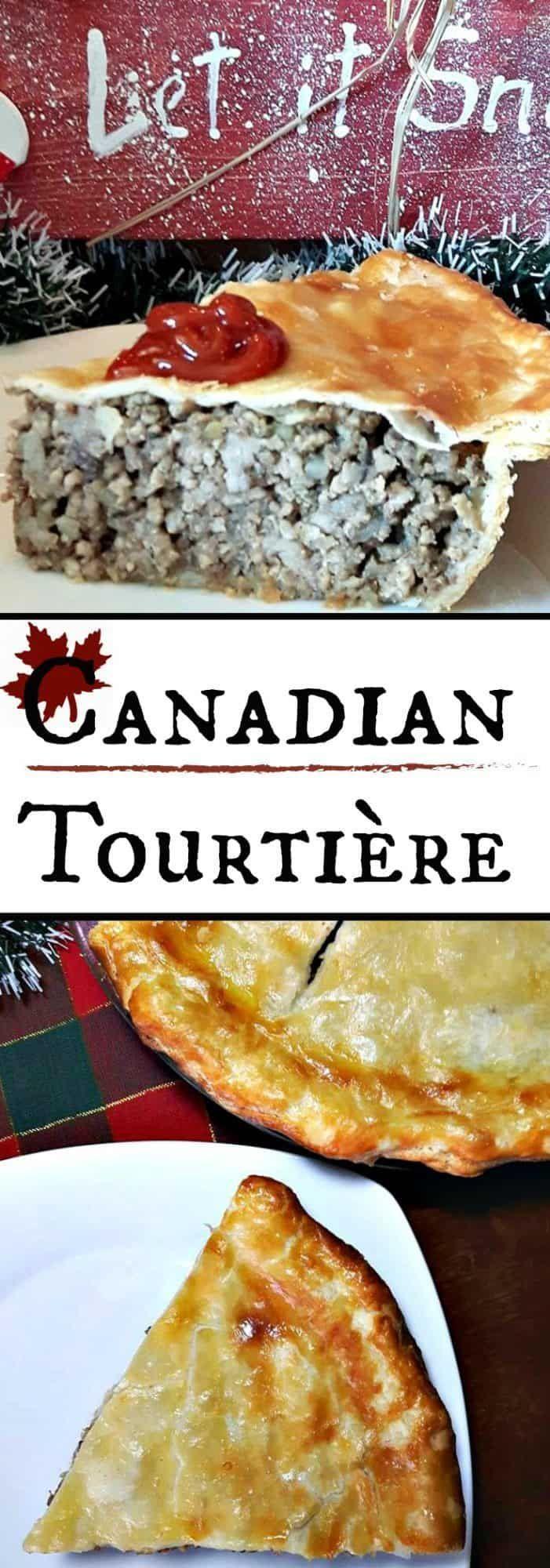 CANADIAN TOURTIÈRE CANADIAN TOURTIÈRE