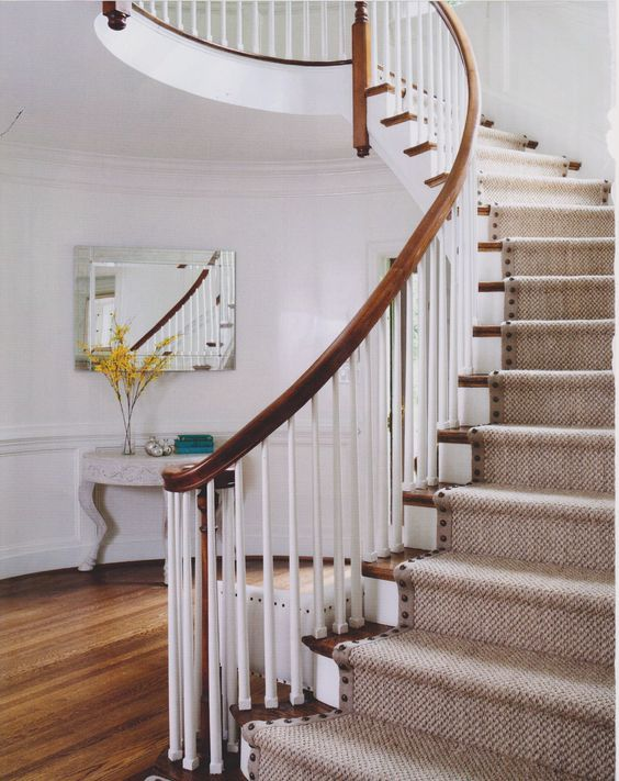 I Recommend Wool Berber Or Wool Sisal Runners With