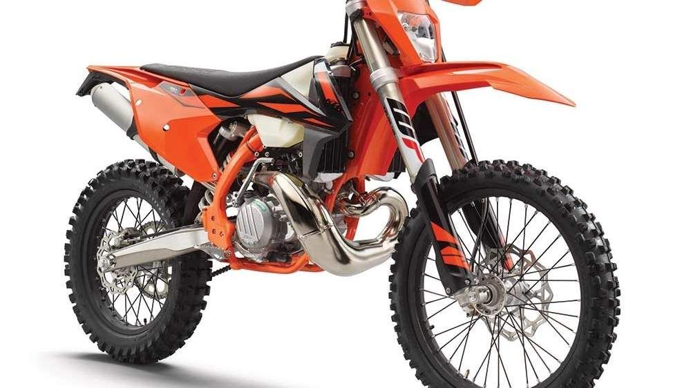 2019 Ktm Exc F And Xc W Off Road Models Unveiled Ktm Exc Ktm Offroad