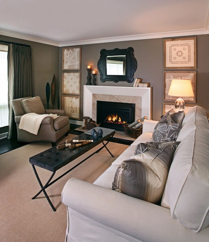 Crisp Comfortable Apartment Designs: Http://idea4homedecor.com/crisp-and-clean-fireplace-su/