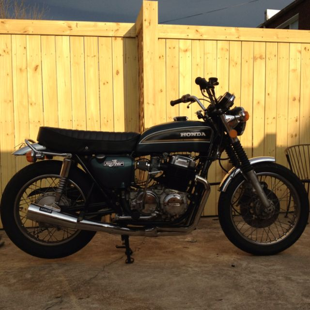 Backyard 750 project | Vehicles, Projects, Motorcycle