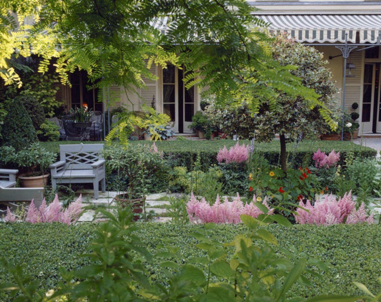 Petit jardin triangulaire - Paris | Louis Benech | Louis Benech ...