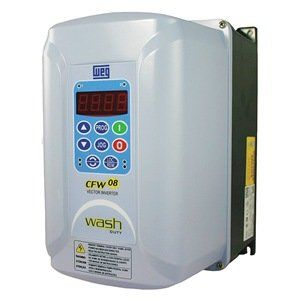 Ac Drive Vfd 1 Hp By Weg 553 15 Ac Drive Washdown Variable Frequency Max Hp 1 Max Output Amps 2 7 460 Voltage 460 Vol Driving Variables Frequencies