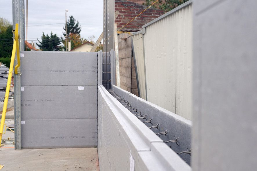 Thermoform By Cemex Archello Building Systems Insulated Concrete Forms Concrete Forms