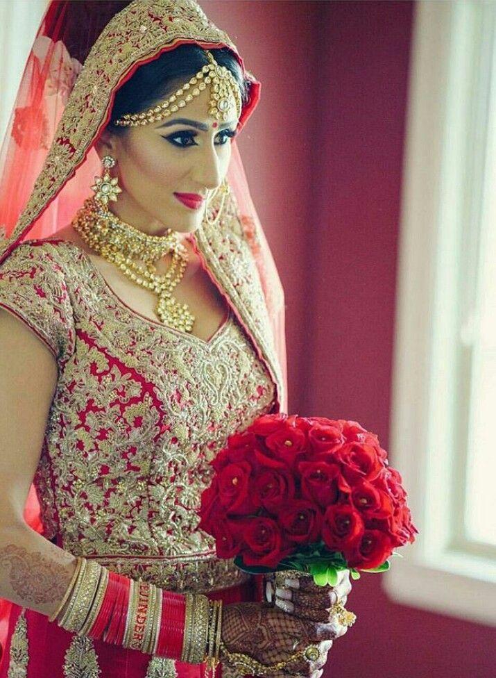 Bridal lehengas for punjabi wedding