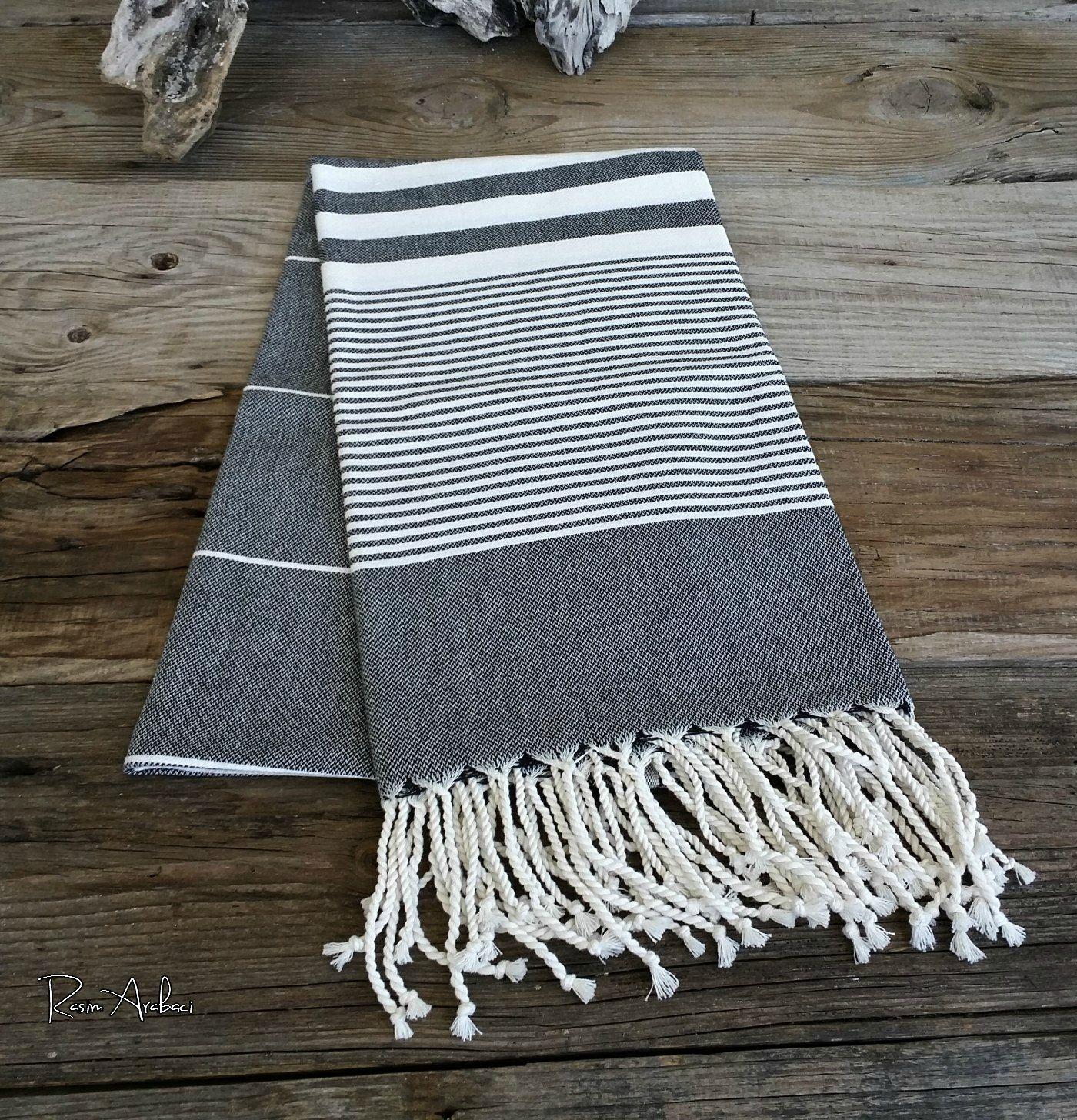 Turkish Towels Hammam Towelling Bathrobes Soft Beach Towel