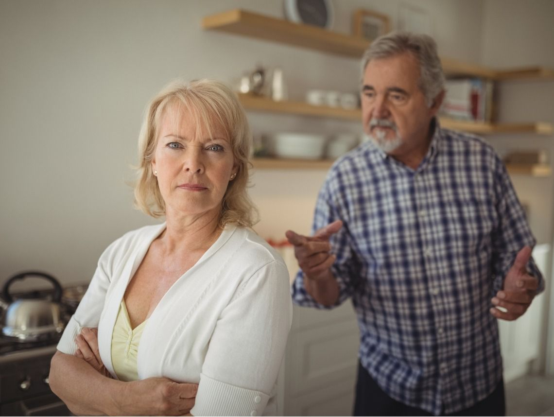 Alzheimer's Dealing with Aggressive Behavior Home care
