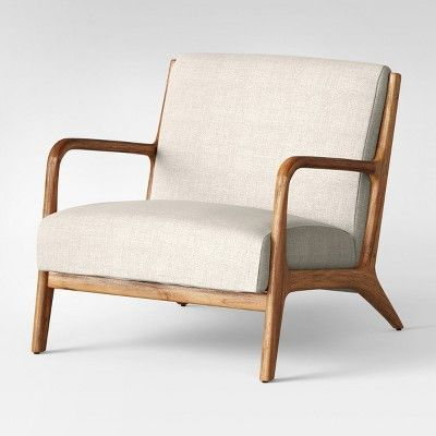 Esters Wood Arm Chair Husk Project 62???| Small chair for