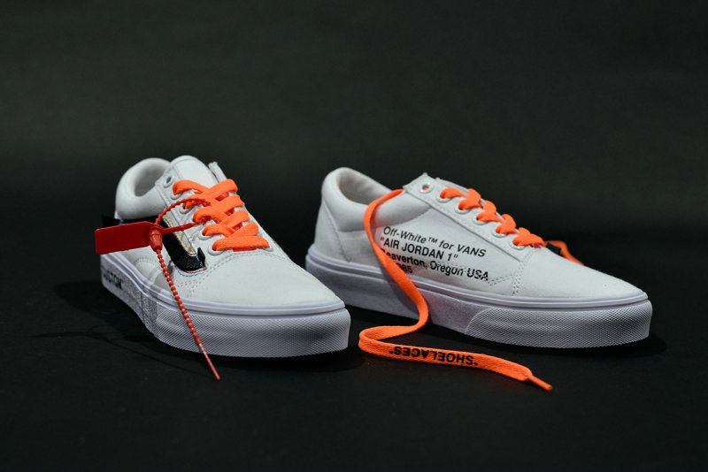 Vans Old Skool Virgil Abloh OFF White Nike The Ten Air Force 1 Bright White  Shoe 248a5fc1449c