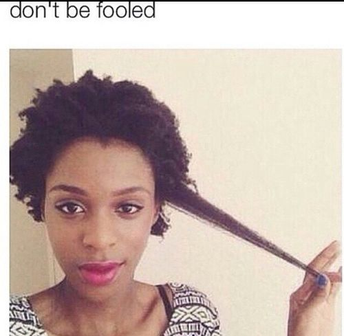 toocurlytorelax:  Shrinkage is a liar!! Follow for more curly haired chicks
