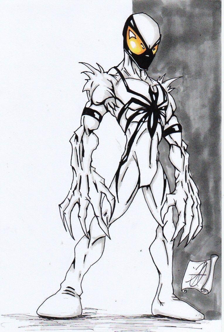 spiderman and venom coloring pages free az coloring pages ... | 1136x765