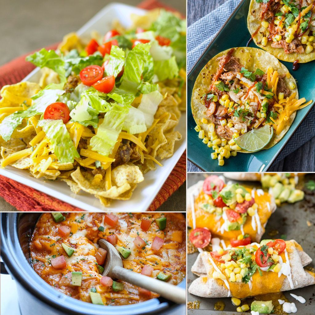 19 Mexican Crockpot Recipes That Your Kids Are Going To