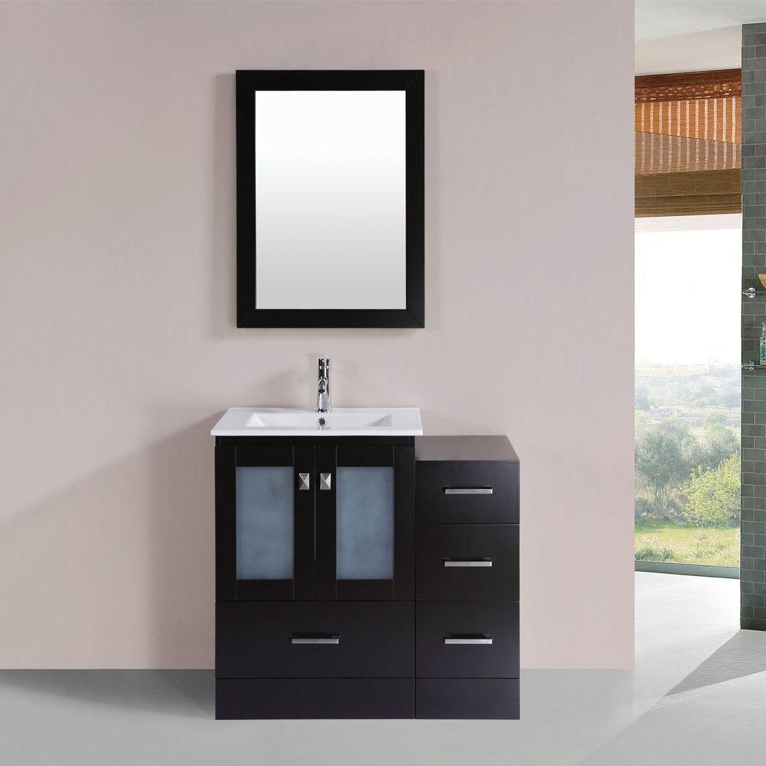 bathroom side cabinets. Hermosa 36\ Bathroom Side Cabinets E