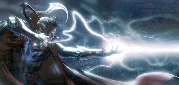 Doutor Estranho Marvel Comics