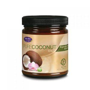 Life-Flo Health Organic Pure Coconut Oil Skin Care 9 fl oz #OrganicSkinCareRecipes