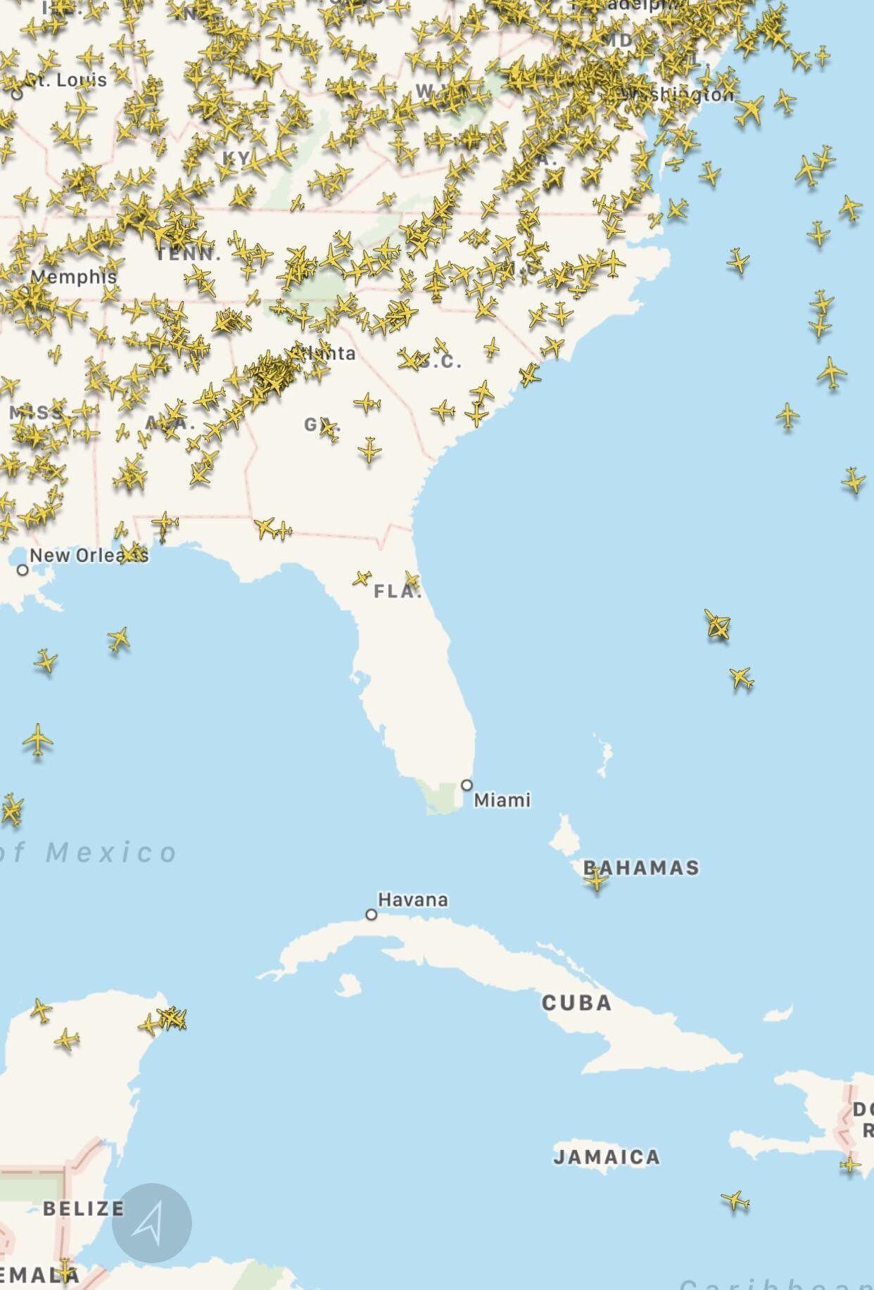 Current air traffic over Florida #florida #tampa #stpete ... on washington traffic map, arkansas traffic map, massachusetts traffic map, grand rapids traffic map, hawaii traffic map, newark traffic map, dallas fort worth traffic map, hampton roads traffic map, tampa schools, buffalo traffic map, galveston traffic map, nevada traffic map, austin traffic map, phoenix traffic map, new york traffic map, pittsburgh traffic map, boston traffic map, charlotte traffic map, mississippi traffic map, tampa weather,